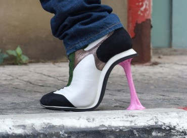 Israeli Kobi Levi Still Designing Outrageous Footwear