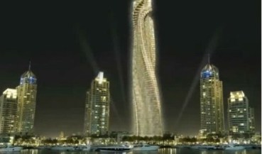 New Rotating, Vertigo-Inducing Dubai Tower Back on Track