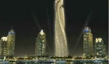 New Rotating, Vertigo-Inducing Dubai Tower Back on Track