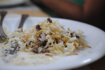 RECIPE: Rice With Noodles – A Middle-Eastern Favorite