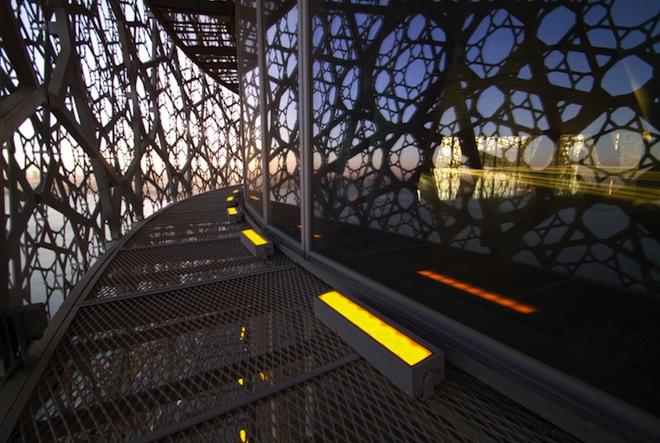 Qatar, Burj Doha, Jean Nouvel, MIddle East Architecture, cooling strategies, vertical garden Qatar, mashrabiya screen Qatar, world's best tall building, World Cup 2022 Qatar