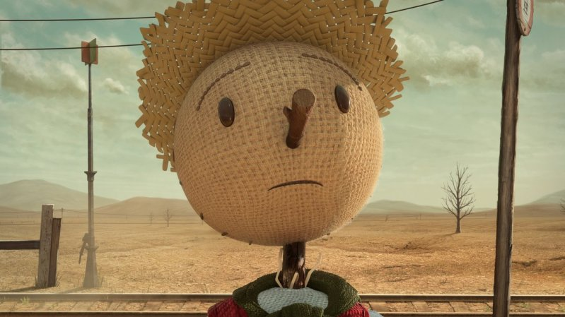 Chipotle Takes on Big Food in Haunting Commercial, The Scarecrow