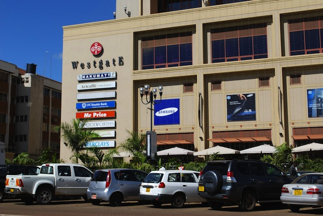 Elephant Ivory Racket Linked to Westgate Mall Terrorists