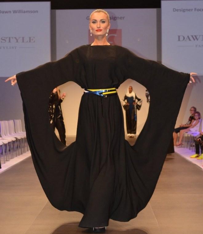 Eco-friendly abaya