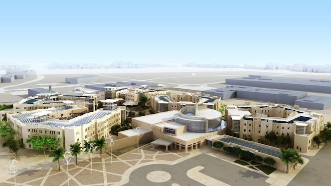 Oil-Rich Qatar Takes Eco Expertise to Philadelphia's Famous Greenbuild