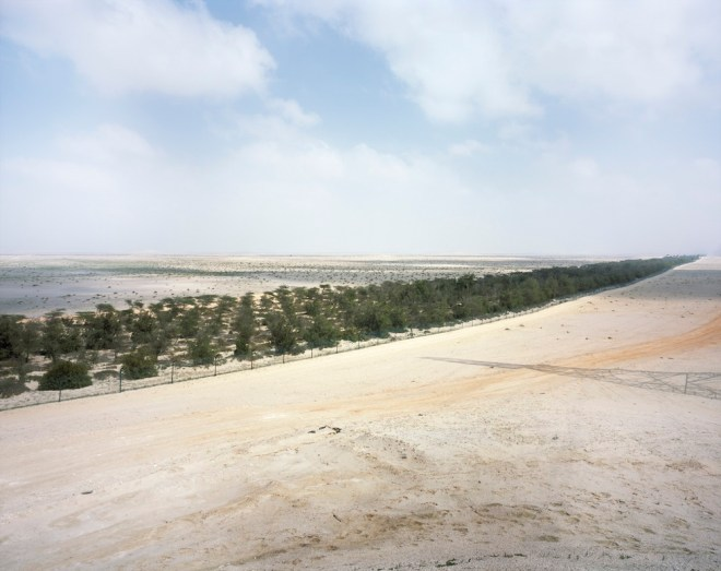 Richard Allenby-Pratt, eco-art, photography, western desert, greening the western desert, desalination
