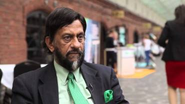 UN Climate Panel Chief Rajendra Pachauri resigns over sex scandal
