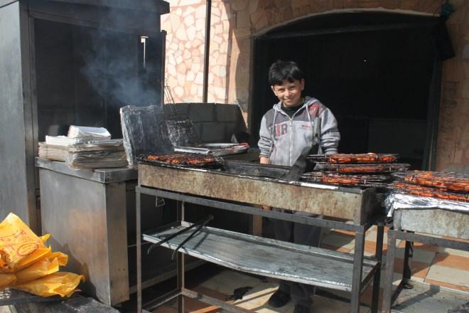 Jordan Barbecue Chicken
