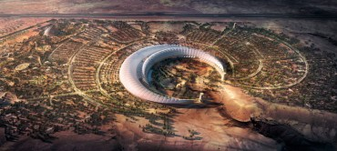 Saudi Arabia to grow world's largest crescent-shaped Garden of Eden
