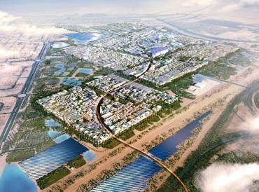 """Masdar """"eco-city"""" is getting its first 500 homes – finally!"""