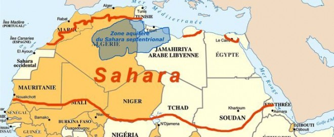 "Shale gas ""fracking"" in the Sahara is worse for water"