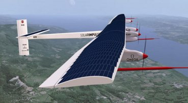 Solar Impulse 2 plane will circumnavigate Earth in 2015
