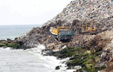 Lebanon's Sidon garbage mountain to become city park