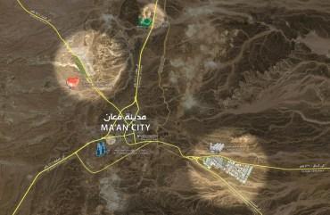 Jordan's 52.2 MW Shams solar energy PV plant built with First Solar