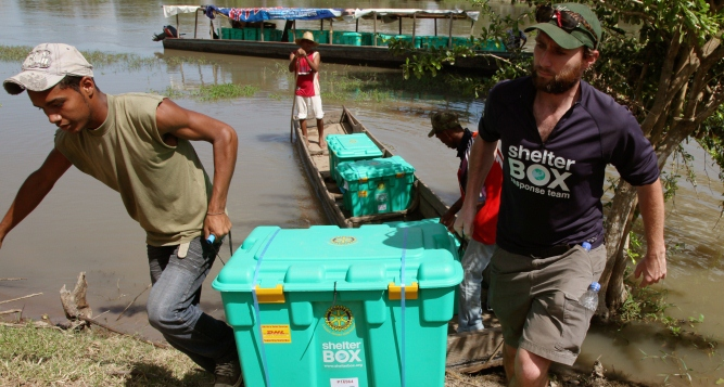 ShelterBox: You Can Help Philippine Survivors NOW