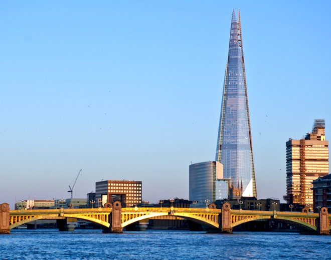 The Shard is getting a neighbor and Qatar is footing the bill