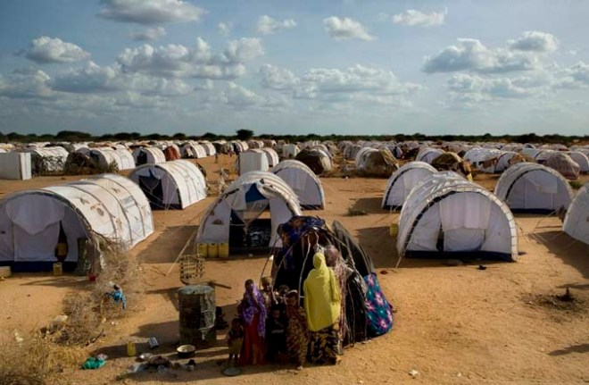 UNHCR Dadaab Refugee Camp