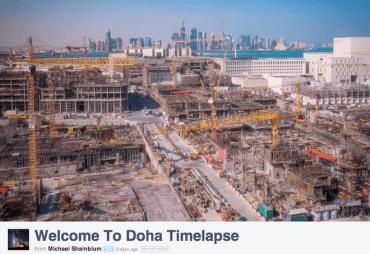 Phenomenal time lapse video makes Doha look like magic