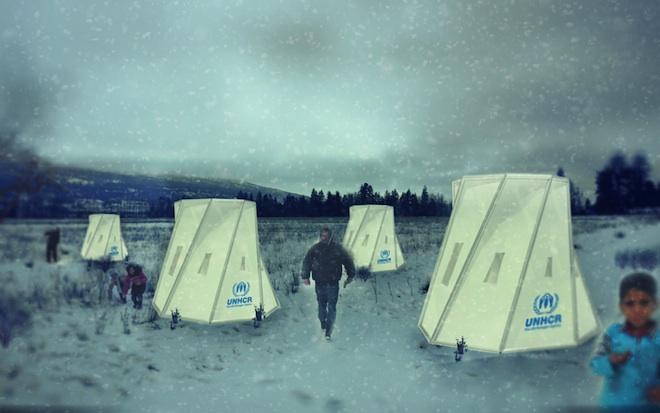 Yahya Ibraheem, Refugee Shelters, temporary shelter, grasshopper, parametric modeling, arab design, syrian refugees, Jordan