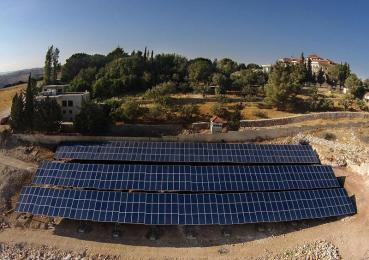 Jordan regal residence fully powered by sun!