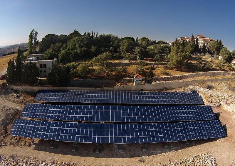 Jordan regal residence fully powered by sun!