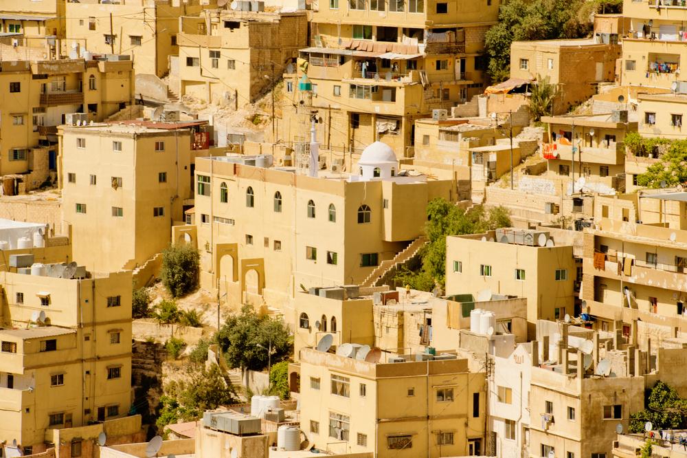 Amman Jordan's approach to pollution is upside-down
