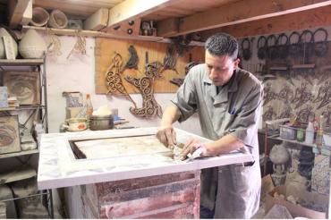 Driba Atelier in Tunis – the bliss of unpretentious anarchic creativism