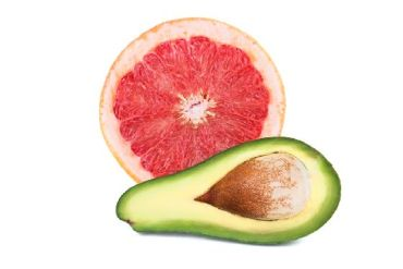 Best avocado and grapefruit salad makes the perfect match