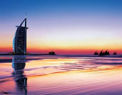 Dubai's Burj Al Arab earns green globe certification | Green Prophet