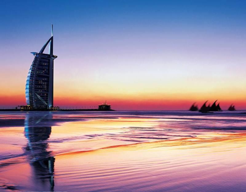 Dubai's Burj Al Arab earns green globe certification