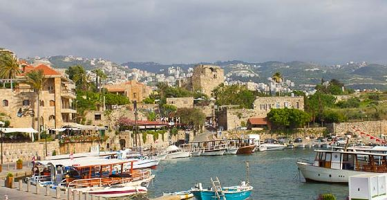 Byblos, Lebanon is best Arabian city to visit this year