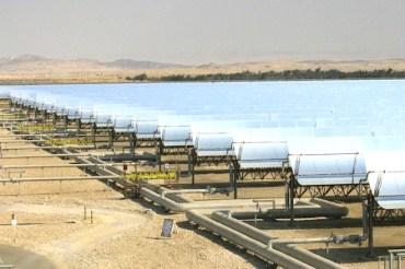 Learn from Morocco at sunny solar MENASOL conference in Dubai