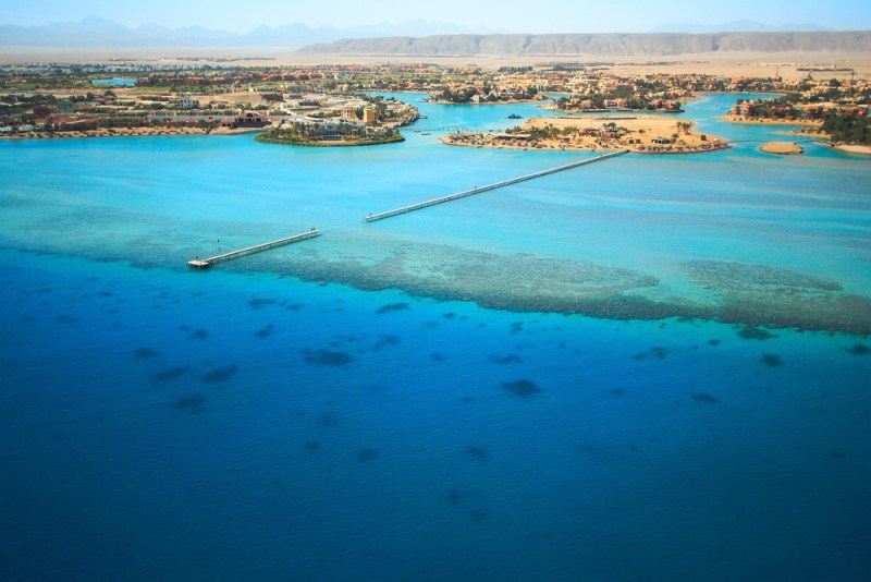 El Gouna: Egypt builds MENA's first carbon-neutral city