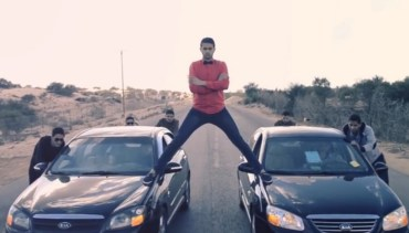 "Palestinians make epic Volvo ""Split"" video to highlight Gaza energy crisis [video]"