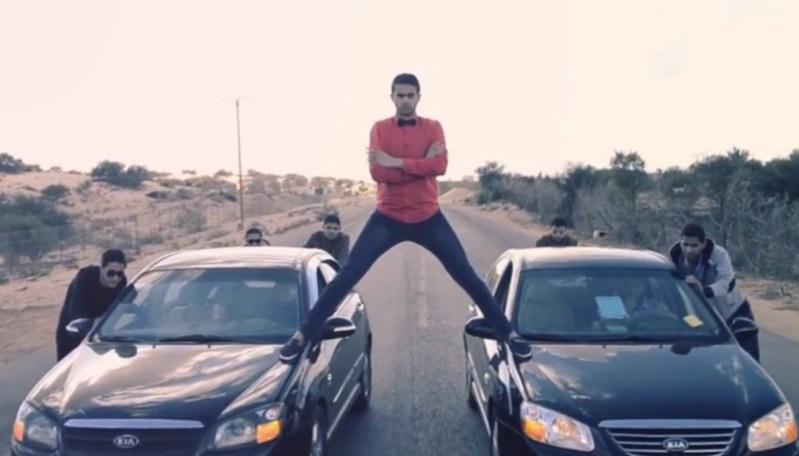 "Palestinians make epic Volvo ""Split"" video to highlight Gaza energy crisis [video]"