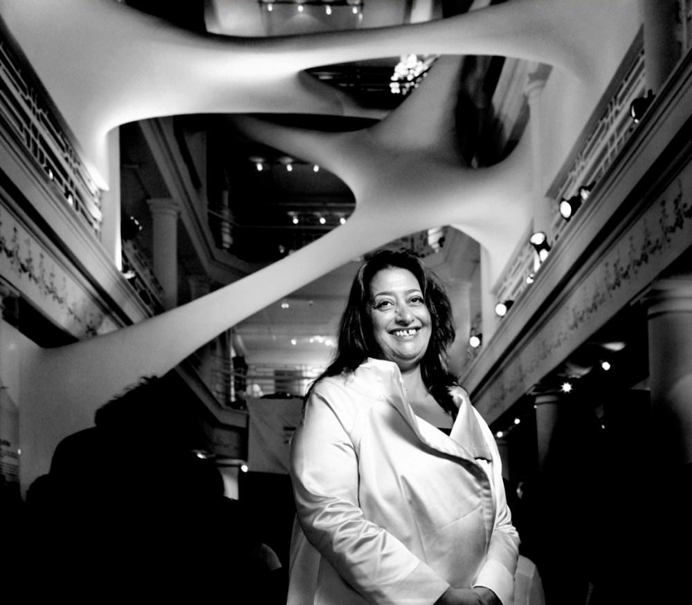 Iraqi-born architect Zaha Hadid dead at 65