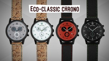 Hunter Green: a biodegradable watch for a planet living on borrowed time