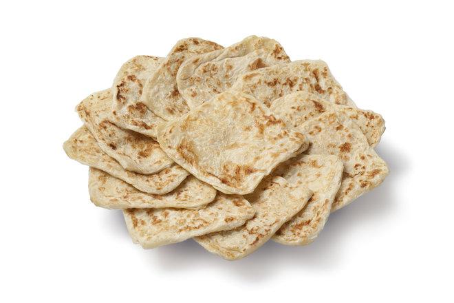 Msemmen, Moroccan multi-layered pancake recipe