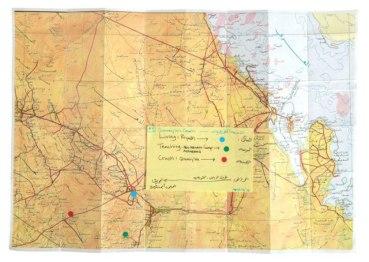 السعوديات و السيارة: جغرافيا الموت