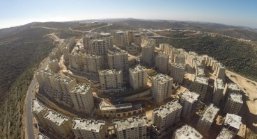Palestinian planned city Rawabi gets water link