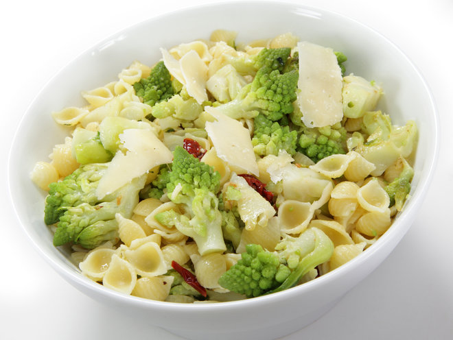 romanesco broccoli pasta