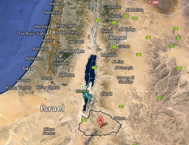 Tafila Financing In As Middle East's Biggest Wind Farm in Jordan Takes Shape