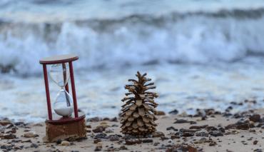 Green Lebanon braces for summer drought =  short showers