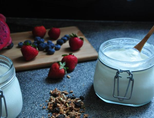 How To Make Yoghurt At Home Recipe