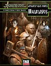 Advanced Race Codex: Halflings