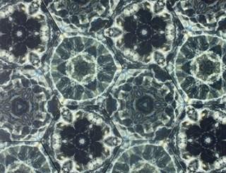 tesselle Facets concrete recylced glass tile