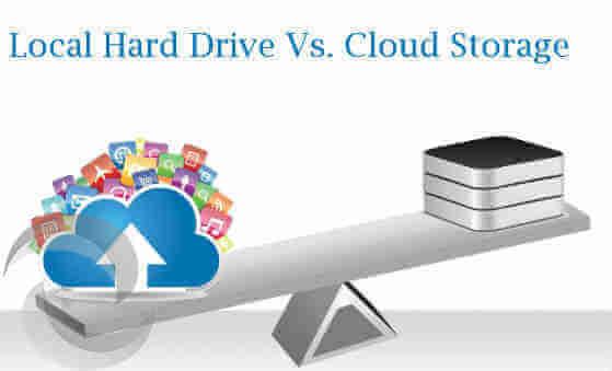 How to choose between Cloud Storage and On-Premise Storage