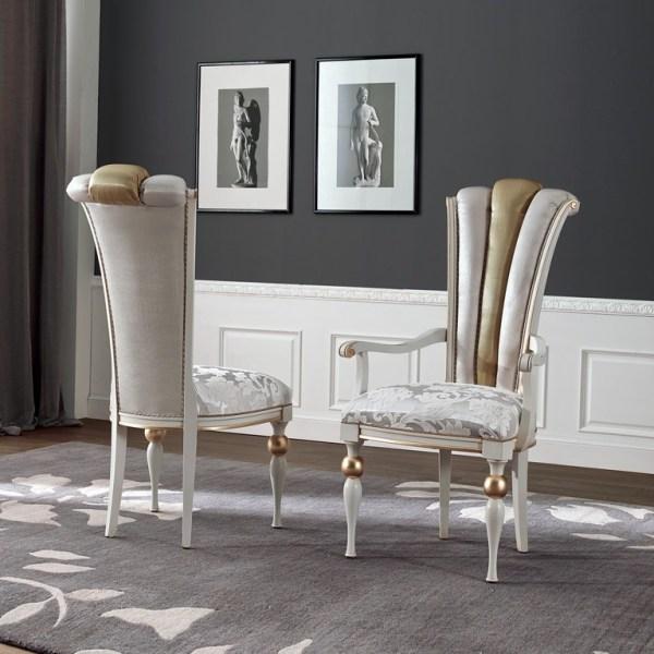krzesła ozdobne