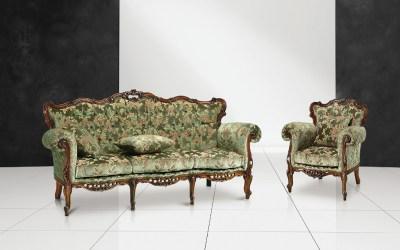 Barokowe sofy