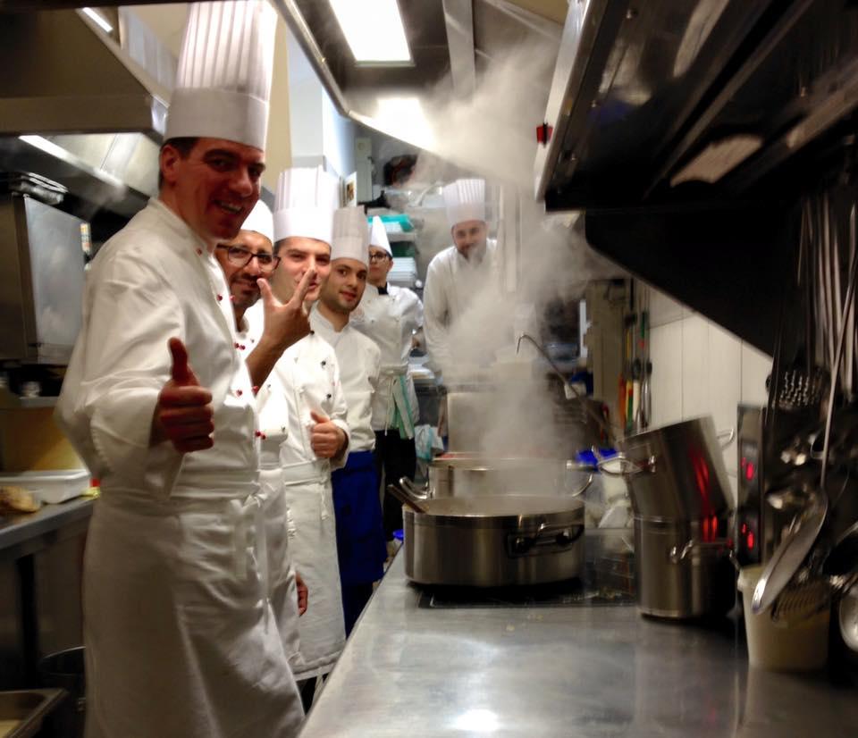"""Cucina Osteria a """"Le Due Spade"""""""